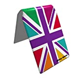 Stray Decor (Artistic Union Jack) Bus Pass Wallet / Travel, Credit or Oyster Card Holder