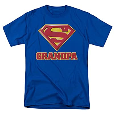 Superman: Super Grandpa T-Shirt