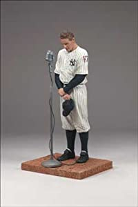 McFarlane Toys MLB Cooperstown Series 6 Action Figure Lou Gehrig (New York Yankees) by Unknown
