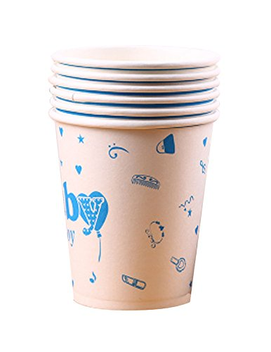 Bébé Party Boy Drink Cup Drink Cups 10 Pieces