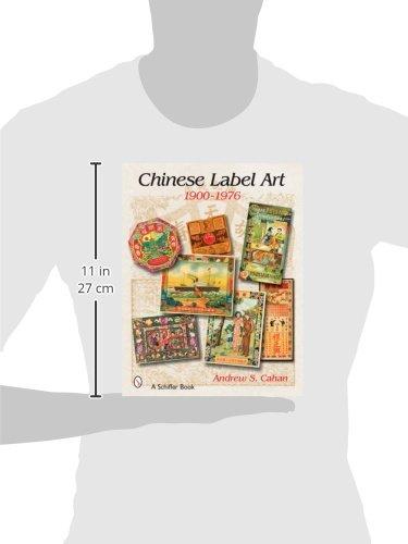 Chinese Label Art: 1900-1976 (Schiffer Book)