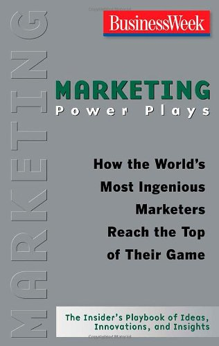 Marketing Power Plays front-1012290