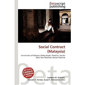 Social Contract Malaysia | RM.