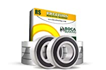 10 Pack - MR6801-2RS (12 x 21 x 5 mm) Ball Bearing