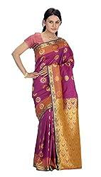 Srinidhi Silks Pink Silk Sari (Ssi New 0998)