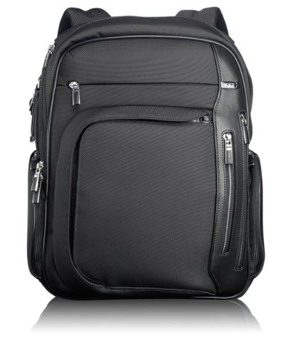 Tumi Luggage Arrive Kingsford Backpack, Black, One Size