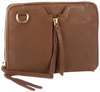 Kelsi Dagger Women's Chelsea Mini Cross-Body, Taupe