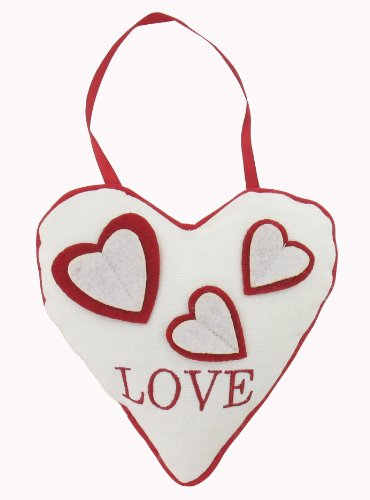 Hanging Triple Heart Velentines Gift - A Great