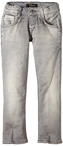 LTB Jeans Jungen Jeans Cooper, Gr. 176, Grau (Little Rock Wash 3498)