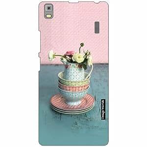 Design Worlds - Lenovo A7000 Designer Back Cover Case - Multicolor Phone Cover