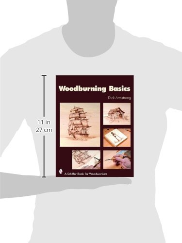 Woodburning Basics (Schiffer Book for Woodworkers)