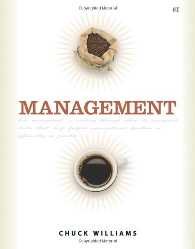 Management (Available Titles CourseMate) PDF
