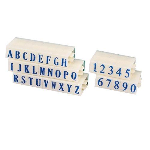 Schule Abnehmbare Letters 26 Alphabet