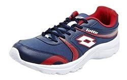 Lotto Men's Blue Mesh Running Shoes -UK-10