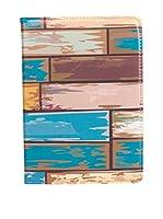 Funda 360 iPad 2 / 3 / 4 The Wall Marrón