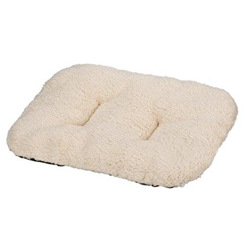 Yalasa Pure Dog Blanket Pet Cushion Dog Cat Bed Soft Warm Sl