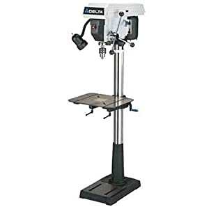 DELTA 17-950L 16.5-Inch TwinLaser Crosshair Drill Press