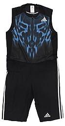 Adidas Mens Cycling Suit Black XL