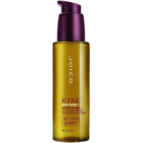Joico K Pak Color Therapy Restorative Oil, 3.4 Fluid Ounce