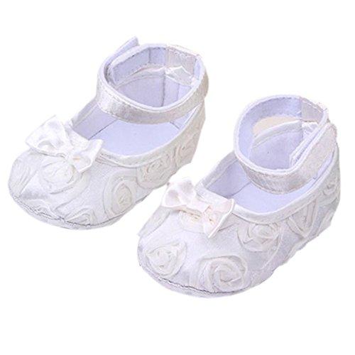 Sanwood, Stivaletti bambine bianco 0-6 mesi