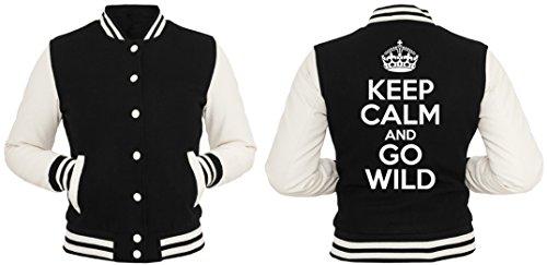 keep-calm-and-go-wild-college-vest-girls-negro-xl