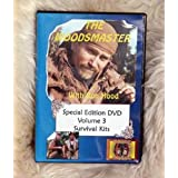 Survival Kits: Woodsmaster Vol. 3 (DVD)by Ron Hood