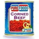 Purefoods Corned Beef (210g) ピュアフーズ コーンビーフ