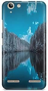 Sand Dunes Designer Printed Hard Back Case cover for Lenovo Vibe K5 Plus