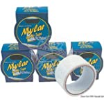 PSP Mylar Tape 50mm X 3m - Clear