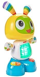 Mattel CGV45 Fisher-Price - Tanzspaß Beat Bo Motorikspielzeug