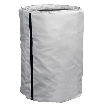 BriskHeat FGDI55 FGDI Drum Insulator For 55-Gallon Drum, Fiberglass Insulation, Thickness: 1-Inch, Diameter: 22.3-Inch