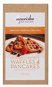 Nourishe Gluten & Grain Free Waffle & Pancake Mix