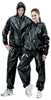 MILLIARD Hooded Sauna Suit Xlarge