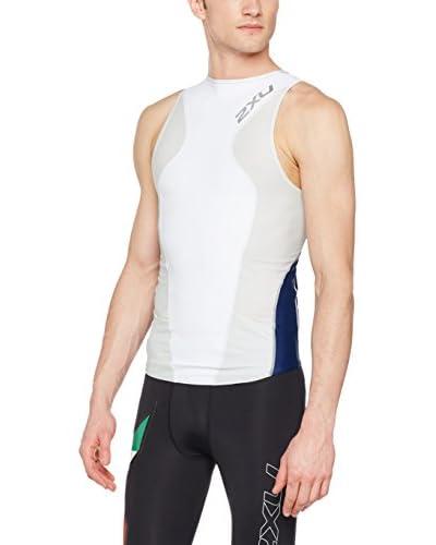2XU Camiseta Tirantes Endurance Aero Tri