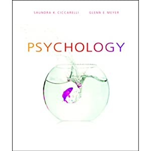 VangoNotes for Psychology, 1/e | [Saundra K. Ciccarelli, Glenn E. Meyer]
