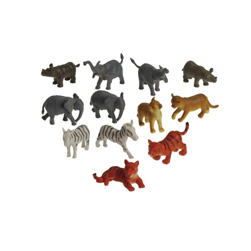 Baby Wild Animals Figures - 1
