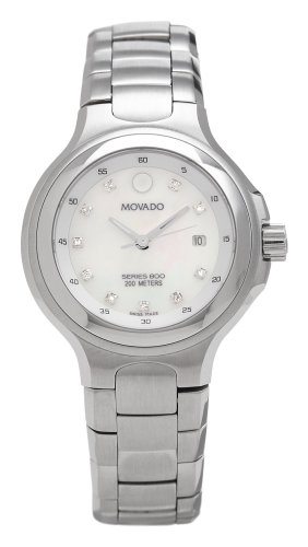 Movado Women's 2600033 Series 800 Performance Diamond Accented Watch
