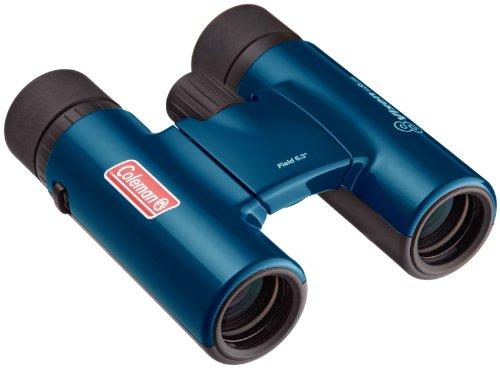 Vixen&Coleman 双眼鏡 コールマンH 8×25 ダハプリズム式 8×25 コラボレーションモデル ターコイズブルー 14581-2