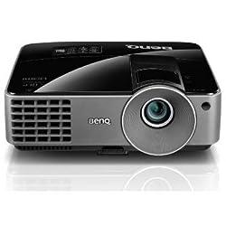 BenQ MX520 3D Ready DLP Projector - 720p - HDTV - 4:3 (MX520) -