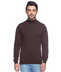 Raymond Dark Brown Men's Sweater