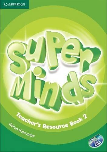 Super Minds  2 Teacher's Resource Book with Audio CD