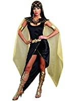 Dreamgirl Women's Sexy Egyptian Queen Cleopatra Costume, Cleo
