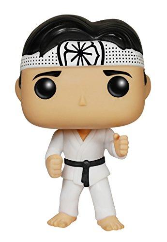Funko - Figurina Karate Kid - Daniel Larusso Pop 10Cm - 0849803055356