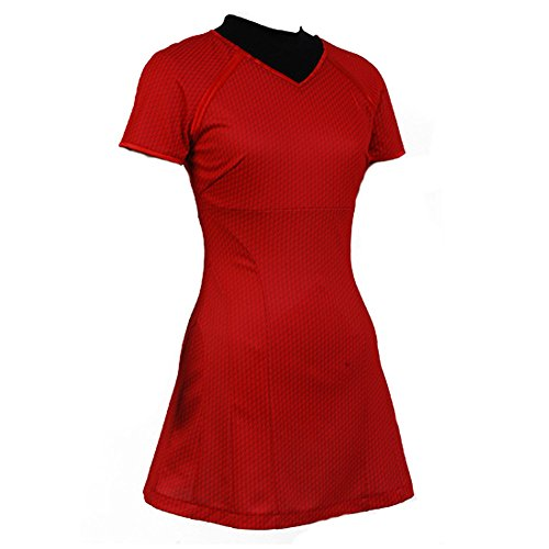 Star Trek Into Darkness Uhura Uniform Dress Costume