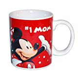 Disney Fab 5 #1 Mom 11oz Ceramic Mug