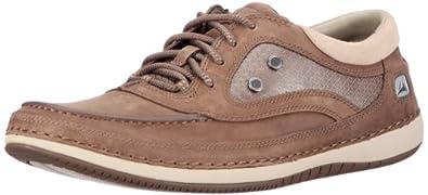 Clarks Portal Lace 20349290, Chaussures basses homme Vert-TR-B1-44 40