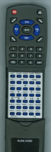 Ilive Replacement Remote Control For Remitp180, Itp180B