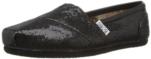 BOBS by Skechers Women's - Earth Mama Black Comfort 37754 2 UK