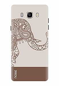Noise Designer Printed Case / Cover for Samsung Galaxy On8 / Nature / Welcome to India Design