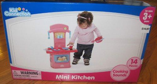 Kid Connection Mini Kitchen - 1